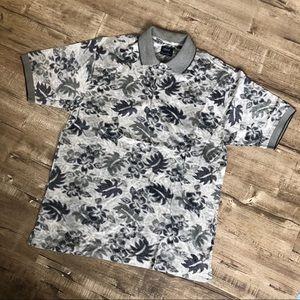 Men's Izod Golf Short Sleeve Collared Shirt NWT